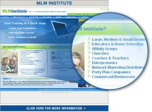 MLM Institute Preview