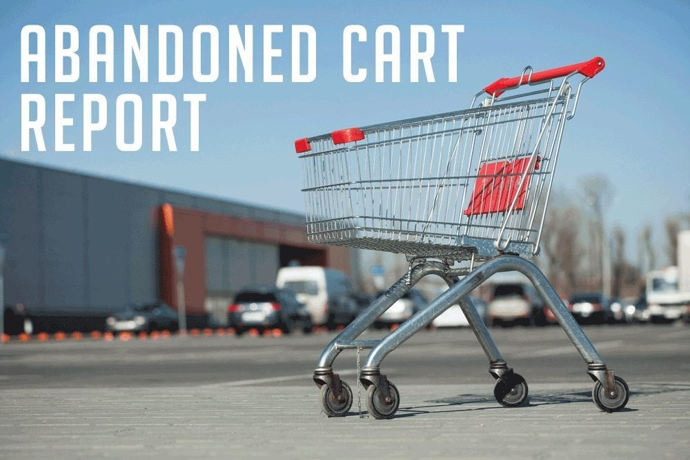Abandoned Cart Report MLM