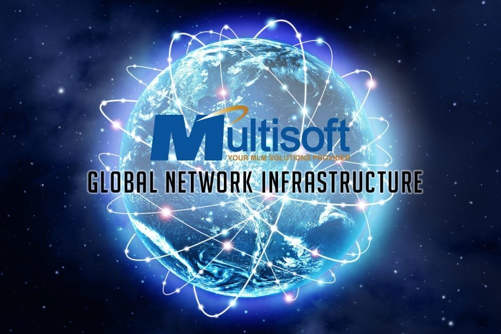 Global MLM Network Infrastructure