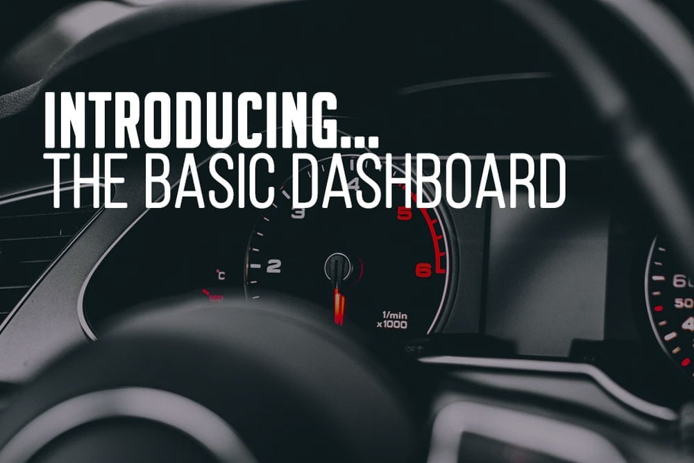 Introducing Brand New Basic MLM Dashboard